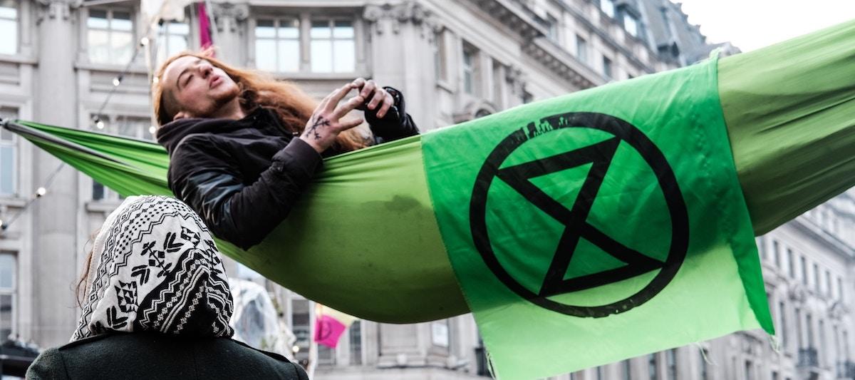 Umwelt Organisationen XR