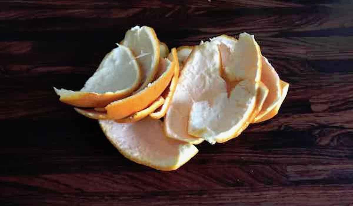 Karotten - Orangen mit Ingwer-Suppe