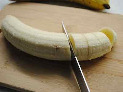 Müsli selber machen Banane