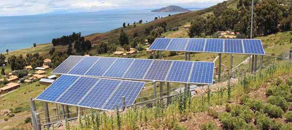 erneuerbare Energien Sonne