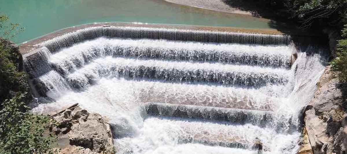 erneuerbare Energien Wasserkraft